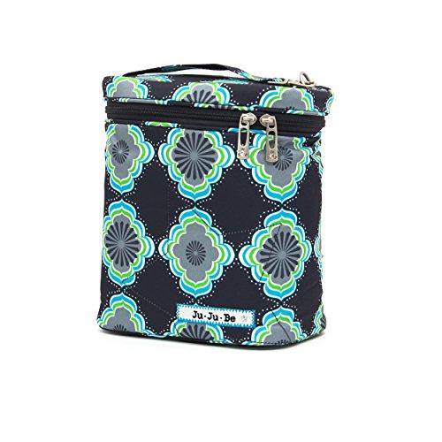 Ju-Ju-Be 08AA09-A-NO SIZE Fuel Cell - Flaschenwärmer/Tasche, Snackbox, 18 x 11 x 23 cm, Dandy Lines Moon Beam