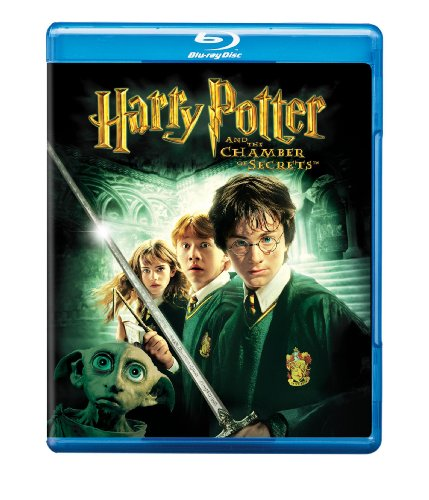 Click for larger image of Harry Potter and the Chamber of Secrets [Blu-ray] [2002] [US Import] [Region A]