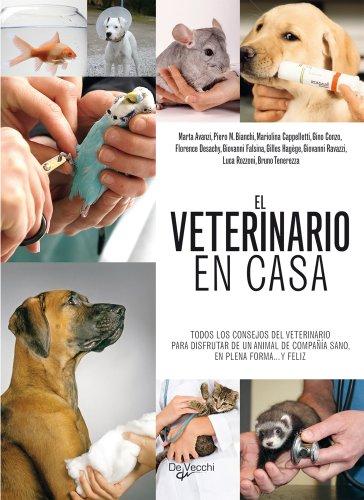 El veterinario en casa (Animales) por Aa.Vv.