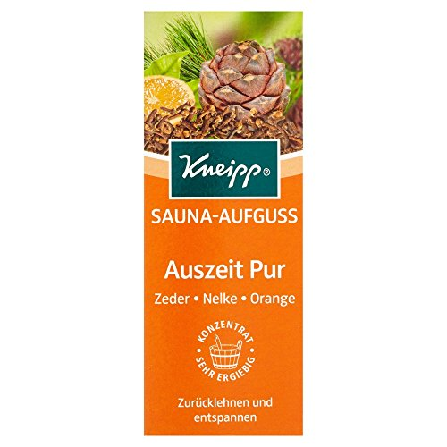 Kneipp Sauna-Aufguss Nelke & Orange - 2