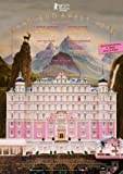 THE GRAND BUDAPEST HOTEL - German Imported Movie Wall