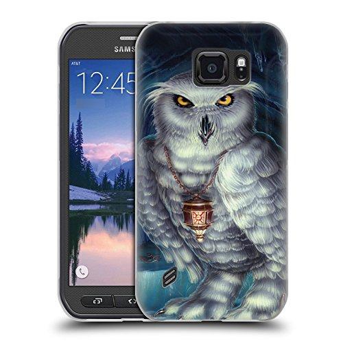 Offizielle Ed Beard Jr Botschafter Euele Von Dem Zauberer Fantasie Soft Gel Hülle für Samsung Galaxy S6 active