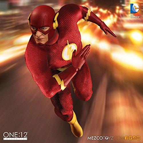 One:1276100Kollektive Presents Flash Figur, Maßstab: 1: ()