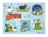 Melissa & Doug 10737 Puzzle Sonoro con Filastrocche - Best Reviews Guide