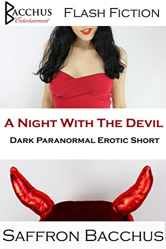 A Night With The Devil: Dark Paranormal Erotic Short (Halloween Hotness Book 1) (English Edition)