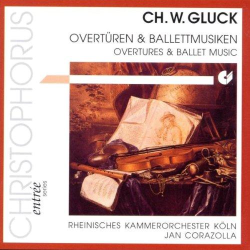 Gluck:Overtures & Ballet Music