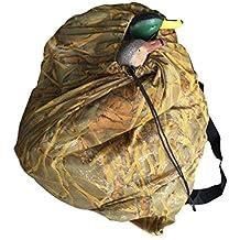 guguluza señuelo bolsa mochila de camuflaje de señuelos con 2correas de hombro para caza Carry pato/ganso