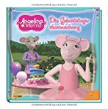 Angelina Ballerina Geschichtenbuch, Bd. 3: Die Geburtstagsüberraschung