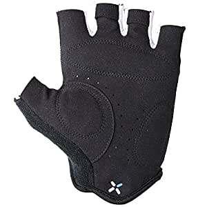 Btwin Cycling Gloves 500, Small (Black)