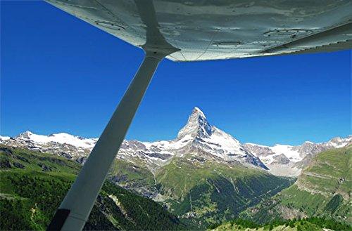 Jochen Schweizer Geschenkgutschein: Privat-Rundflug Zum Matterhorn für 2