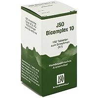 Jso Bicomplex Heilmittel Nummer 10 150 stk preisvergleich bei billige-tabletten.eu