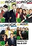 30 Rock Staffel 1-4 (DVD)