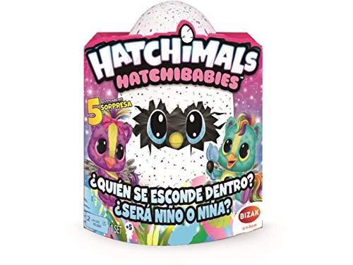 Bizak Hatchimal hatchibabies ponette