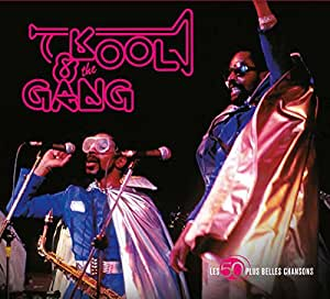 Les 50 Plus Belles Chansons : Kool And The Gang (Coffret 3 CD)