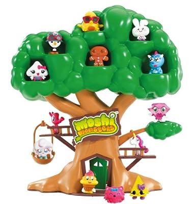 Moshi Monsters Moshling Treehouse por Vivid