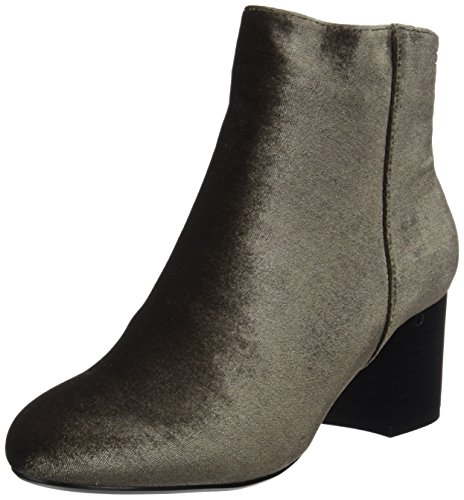 MTNG Collection Damen Flash Stiefel, Grün (Terciopelo Verde), 40 EU (Grün-flash-schuhe)