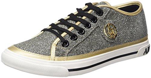 Armani Sneakers Jeans Silber 9252267p615 Damen oro rtPwqvrf