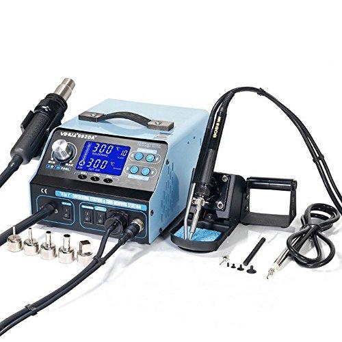 italtronik- Heißluft Lötstation Entlötstation Yihua 992da + Professional