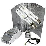250-W Greenception Bausatz mit Wuchs und Blüte Leuchtmittel