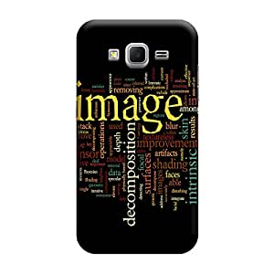 Skintice Designer Back Cover with direct 3D sublimation printing for Samsung Galaxy Core Prime
