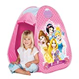 Taaza Garam Princess Pop Up Foldable Tent Roleplay Fairy Castle Doll House Glows In Dark Stars