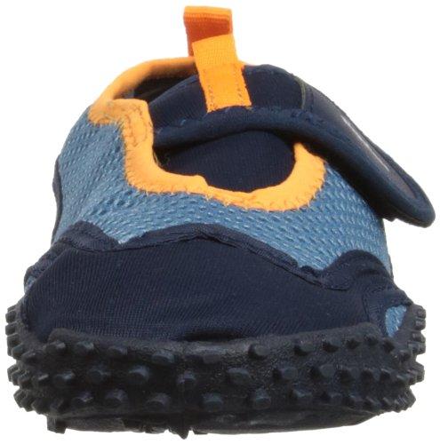 Playshoes Kinder Aquaschuhe mit höchstem UV-Schutz nach Standard 801 174799 Blau (marine 11)