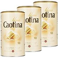 Caotina - Polvere di cacao originale con cioccolato bianco svizzero,