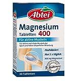 Abtei Magnesium 400 Tabletten, 30 St.