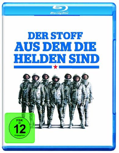 Bild von Der Stoff aus dem die Helden sind [Blu-ray]