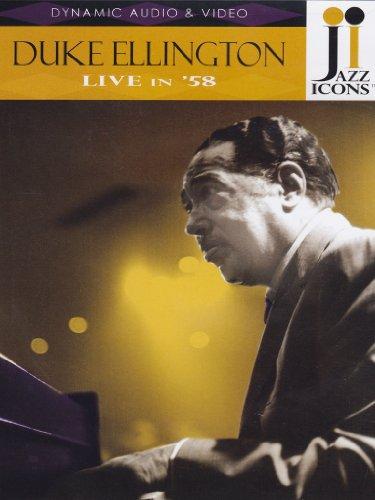 Bild von Duke Ellington - Live in '58 (Jazz Icons)