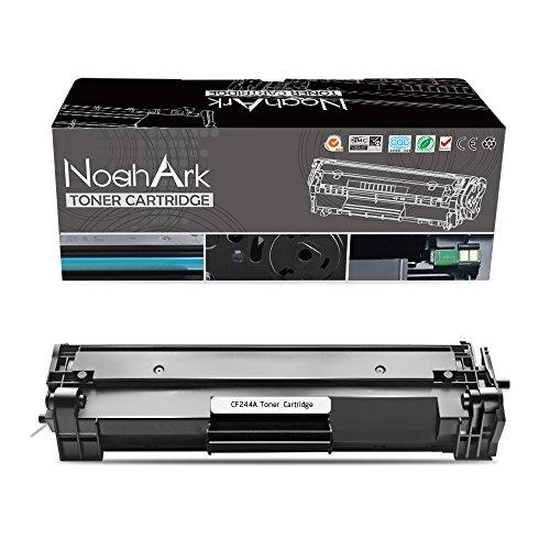 NoahArk Reemplazo de Cartucho de tóner Compatible para HP CF244A 44A Trabajo de Alto Rendimiento para HP Laserjet Pro M15w M15a HP Laserjet Pro MFP M28w M28a (1 Negro)