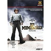 Der Mumienjäger - Staffel 1 [3 DVDs]