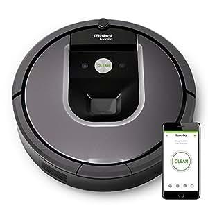 iRobot Roomba 960 Vacuum Cleaning Robot - Grey