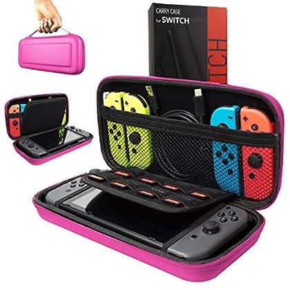 ORZLY® Funda Transportar la Nintendo Switch – R...