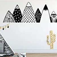 LGDB Wall Sticker 20cm X 58cm Retro Originality Wall Stickers Modern Fashion Wall Sticker for Kids Rooms Nursery Room Decor Home Party Decor Wallpaper