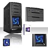 PC DESKTOP ALANTIK CASC02 LED BLU INTEL QUAD CORE CON LICENZA WINDOWS 10 PROFESSIONAL 64 BIT ORIGINALE /OFFICE/ WIFI/HD 1TB SATA III/RAM 8GB 1600MHZ/HDMI-DVI-VGA/USB 2.0 3.0/LETTORE DVD-CD/500WATT/ VENTOLA LED BLU/PC FISSO COMPLETO PRONTO ALL'USO ,PER UFFICIO,CASA,GIOCHI, ALANTIKCASC02