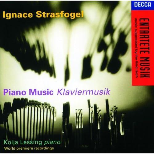 Strasfogel: Piano Sonata No.2 (1926) - 3e. Variation 4 Canone all'ottava