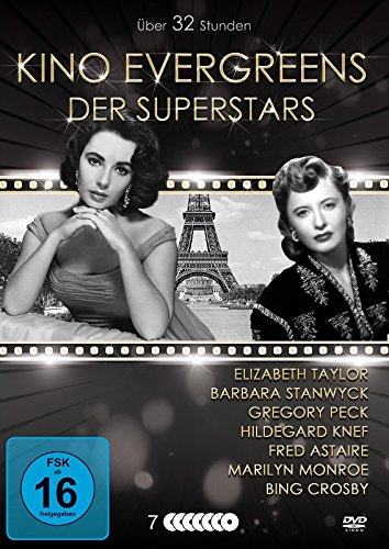 Kino Evergreens der Superstars (7-DVD-Box)