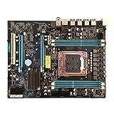 Asiproper X79 Motherboard 2011Pin CPU DDR3 USB3.0 SATA3.0 Desktop-Computer Hauptplatine