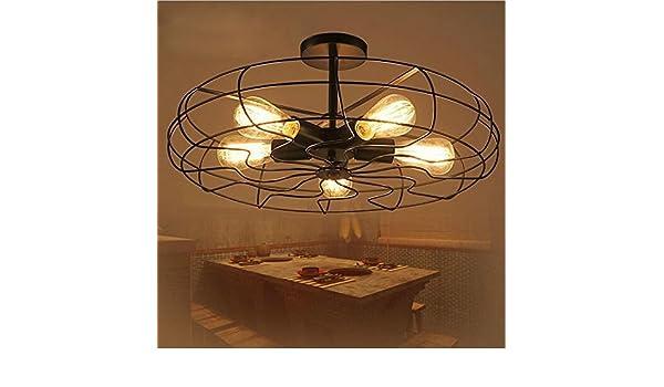 Plafoniere Minisun : Zhgi vintage ventilatore industriale da soffitto antico luce
