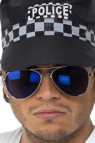 te Pilotenbrille Pornobrille Sonnenbrille Blau ()