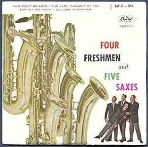 The Four Freshmen -  The EP Collection