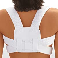 Bort StabiloFix Shoulder Posture Correction Upper Back Brace-White by Bort Medical preisvergleich bei billige-tabletten.eu