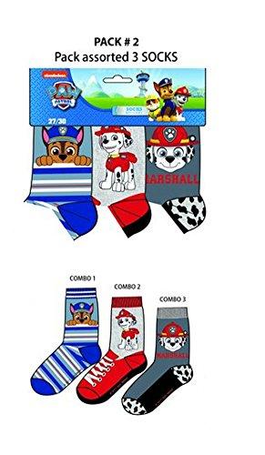 Offizielle Jungs Ninja Turtle Power Rangers Paw Patrol Socken