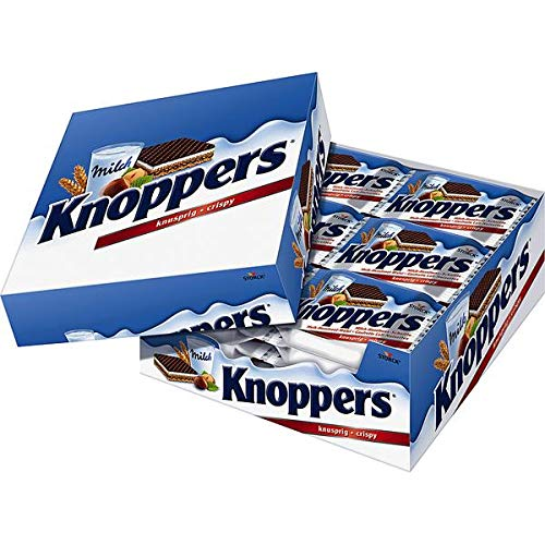 Knoppers 24 Riegel x 25g