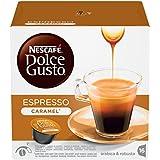 Dolce G Cafe Espres Caramel 16Caps 3Pack