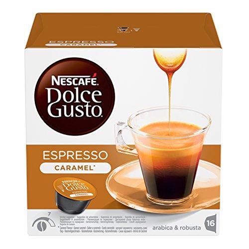A photograph of Nescafé Dolce Gusto Espresso