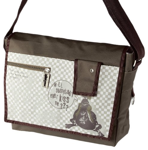 Beasts 23787 - Fourniture Scolaire - Messenger Bag Large