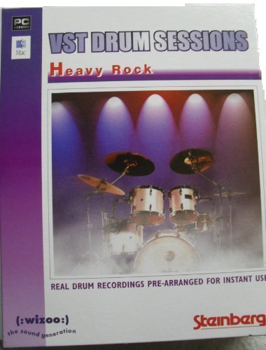 VST Drum Sessions: Heavy Rock
