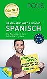 PONS Grammatik kurz und bündig Spanisch - Der Grammatik-Bestseller* mit dem Leicht-Merk-System